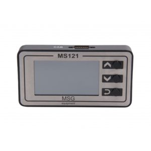 MS121 – Tester for electromagnetic clutches and control valves