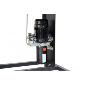 MS300 – Test bench for diagnostics of brake calipers