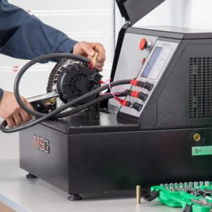 MS004 – Test bench for starters and alternators