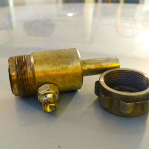Nozzle for repair shock absorbers. Econom